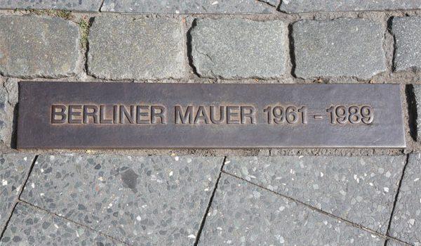 Mauerbau 13. August 1961