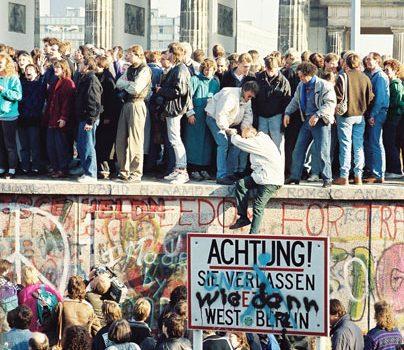 Mauerfall 9. November 1989