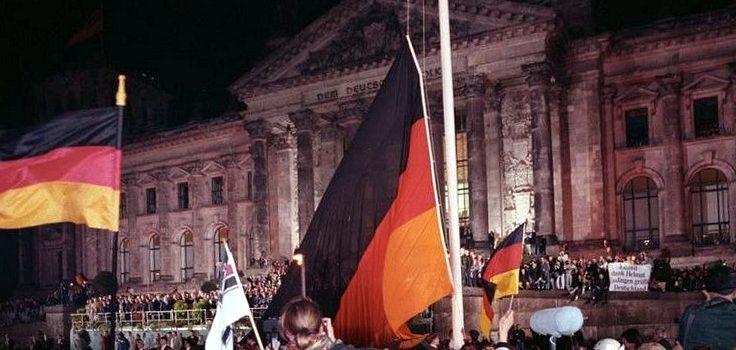 Tag der Deutschen Einheit 3. Oktober 1990