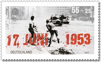 Freundeskreis Deutsche Einheit e.V. - Aufstand vom 17. Juni 1953, Mauerfall, DDR, Bundeskanzler Dr. Helmut Kohl, Tag der Deutschen Einheit 3. Oktober 1990