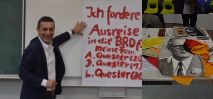 Zeitzeugenvortrag Berufsschule Höchstadt 18.2.2020