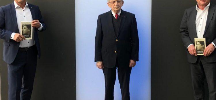 Nie wieder Diktatur in Deutschland mit dem Zeitzeugen Abba Naor